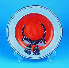 Dinner Plate (s), MINT-NEAR MINT! Red Hot Ladies, Canterbury Potteries