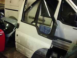transit drivers osfdoor in white from 05 plate