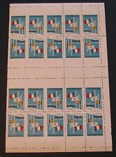 stamps, X Olympic Winter Games, Grenoble 1968, Jeux Olympiques d Hiver, Olympics
