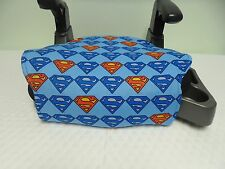 Superman booster seat cover
