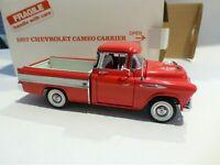 Danbury Mint 1:24 1957 Chevrolet Cameo Carrier Pickup NIB with Box & Paperwork