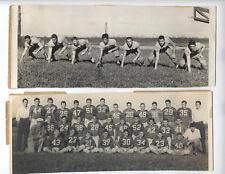 UNIVERSITY OF FLORIDA GATORS TYPE I FOOTBALL PHOTOS 1940-41 PLAYER CLAUDE DAVID