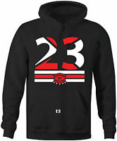 """THE 23"" Hoodie to Match Air Retro 9 ""OG SPACE JAM"""