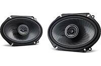 "Kenwood KFC-C6896PS 6x8"" 360 Watts 2-Way Car Speakers"