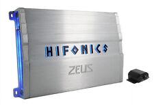 Hifonics ZG-3200.1D ZEUS Gamma 3200 vatios Mono Amplificador Car Audio clase D amplificador