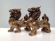 Feng Shui- Golden Dragon Duo