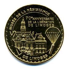 87 LIMOGES 70 ans de la Libération, 2014, Monnaie de Paris