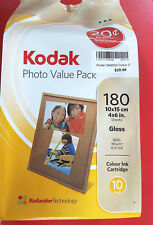 Kodak Photo Value Pack - Color Ink Cartridge 10 - 180 Sheets