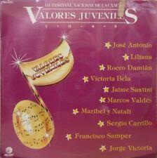 III FESTIVAL NACIONAL DE LA CANCION SERGIO CARRILLO MEXICAN LP STILL SEALED POP