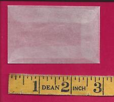 100 NEW JBM #1 Glassine Envelopes 1-3/4 x 2-7/8
