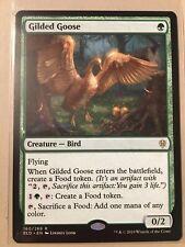 MTG Throne of Eldraine Gilded Goose NM/M Rare