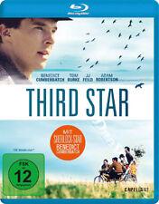 Third Star NEW Arthouse Blu-Ray Disc Hattie Dalton Benedict Cumberbatch T. Burke