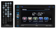 "New listing Boss Audio Bv9376B 6.5"" In-Dash Double-Din Car Dvd/Cd Receiver w/Bluetooth/Mp3"