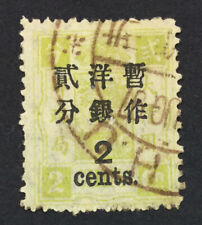 MOMEN: CHINA USED LOT #8707