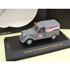 Ixo Model Clc110 Citroen 2 CV Fourgone ESSO 1959 1 43 Modellino