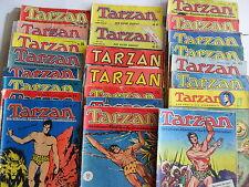 Tarzan-divers numéros - 23x BD COLLECTION/paquet