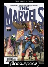 THE MARVELS #1A - 2ND PRINTING (WK23)