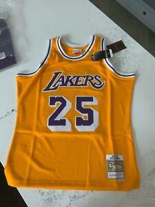 Eddie Jones Lakers Jersey