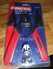 Brand New Duratool Internal and External Circlip Plier Set