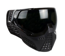 New HK Army KLR Thermal Paintball Goggles Mask - Onyx - Black/Black