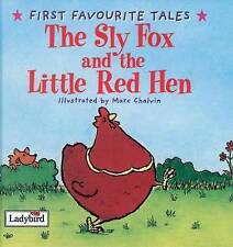 First Favourite Tales: Sly Fox And Red Hen, , New Book