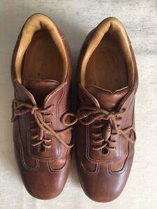 Santoni Low Top Sneaker/ UK 5.5/ US 8/ EU 38/Made In Italy/ Excellent Conditions