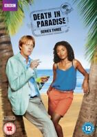 Neuf Death IN Paradise Série 3 DVD