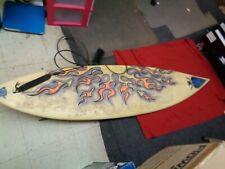 MATT KECHELE CONCAVE 3 EXTRA KICK TAIL MACHINED ROCKER SURFBOARD