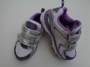 Perform Fit By Champion Shoes Baby Girls Sneakers Size 7 Leather upper textile