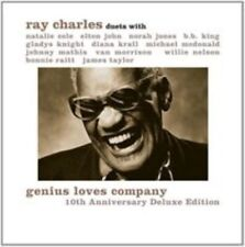 Genius Loves Company 0825646202997 by Ray Charles Vinyl Album