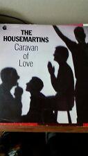 The House Martins Caravan Of Love Single Record