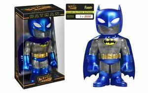 Hikari DC Batman clear grey glitter w/blue paint LE3k Funko 037376
