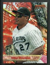2011 Bowman's Best REFRACTOR Mike Stanton 14/99 Marlins