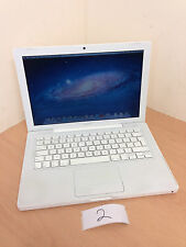 Apple MacBook 13.3 Laptop A1181 80 GB HDD 2.40GHZ INTEL CORE DUO 4GB CHEAP 10.7