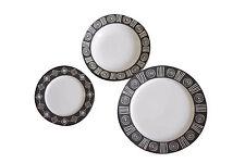 "Pottery Barn ""Bongo"" pattern dinnerware"