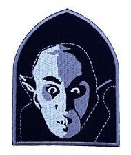 Nosferatu Patch Embroidered Badge Horror Movie Count Orlock Dracula Vampire Vamp