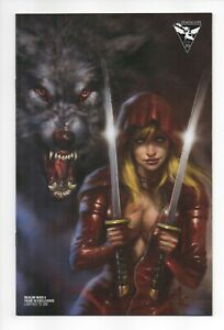 Grimm Fairy Tales Realm War Age Darkness #6 Year 10 Cover F 1/200 Variant (NM-)