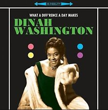 Dinah Washington - What a Difference a Day Makes [New Vinyl] UK - Import
