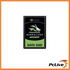"Seagate BarraCuda 500GB Solid State Drive 3D SSD 2.5"" SATA III 5-Year Warranty"