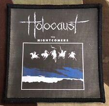 Holocaust The Nightcomers Printed Patch H014P Diamond Head Metallica Angel Witch