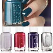 Lot Of Nail Polish Essie Mini Holiday Set Of 4 + Full Size Satin Sister