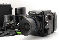 【MINT】 Mamiya RZ67 Pro II Sekor Z 90mm F3.5 W 50 250 More From Japan #910
