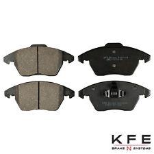 Premium Ceramic Disc Brake Pad FRONT Fits Volkswagen Jetta VW Beetle KFE1107