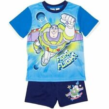 Buzz Lightyear Cotton Pajama Sets for Boys