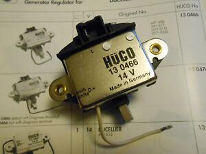 régulateur neuf HÜCO 130466 adaptable DUCELLIER VALEO PEUGEOT ...