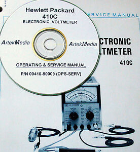 HP  410C  Ops-Service Manual ( Solid State Version)