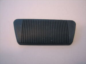 FITS JEEP BRAKE PEDAL PAD WRANGLER ,CHEROKEE,GR CHER AUTOMATIC OEM TYPE 5 INCHES