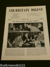 AIR BRITAIN DIGEST - DEC 1960 VOL 12 # 12 - FLIEGERHORST AHLHORN