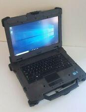 Dell XFR E6420 Rugged Touchscreen Laptop I7 16GB RAM 1TB SSD WiFi WIN10Pro