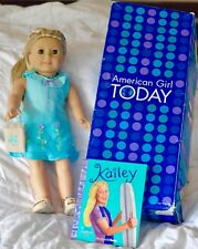 Kailey American Girl Doll of the Year 2003 - New doll, meet outfit and book
